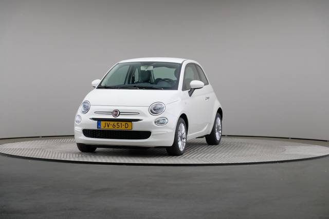 Fiat 500 0.9 TwinAir Turbo Popstar, Automaat, Airconditioning-360 image-34