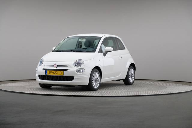 Fiat 500 0.9 TwinAir Turbo Popstar, Automaat, Airconditioning-360 image-35