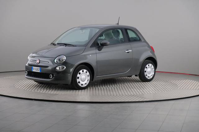 Fiat 500 1.3 95cv Multijet Pop-360 image-0