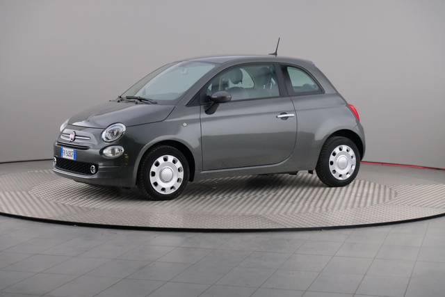 Fiat 500 1.3 95cv Multijet Pop-360 image-1