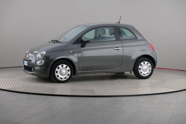 Fiat 500 1.3 95cv Multijet Pop-360 image-2