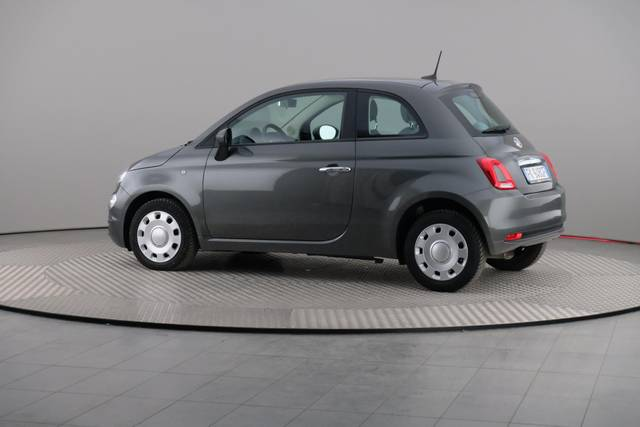 Fiat 500 1.3 95cv Multijet Pop-360 image-7