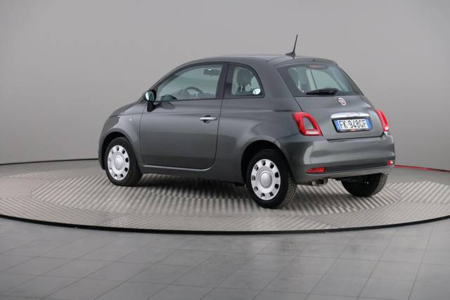 Fiat 500 1.3 95cv Multijet Pop-360 image-9