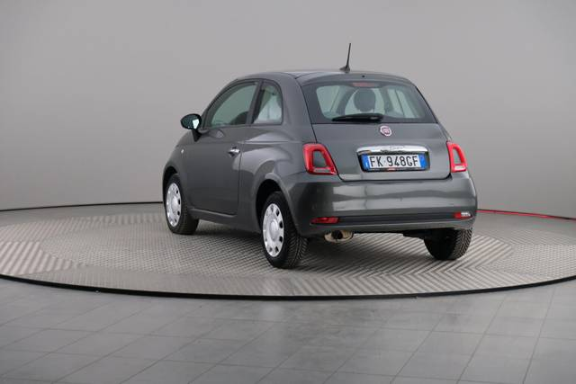 Fiat 500 1.3 95cv Multijet Pop-360 image-11