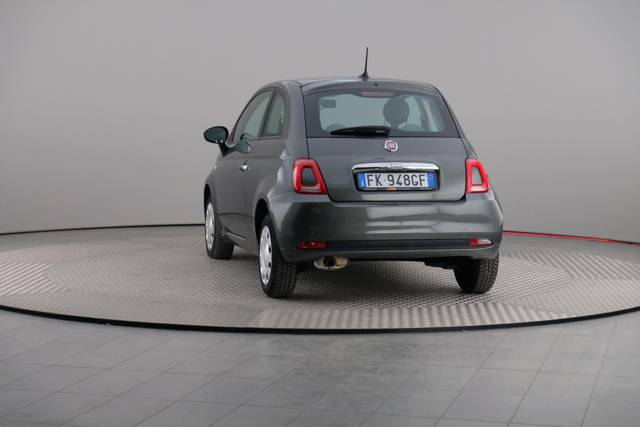 Fiat 500 1.3 95cv Multijet Pop-360 image-12