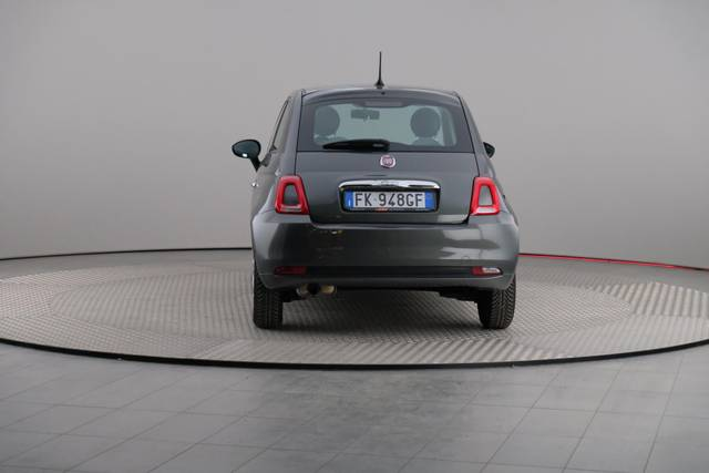 Fiat 500 1.3 95cv Multijet Pop-360 image-13