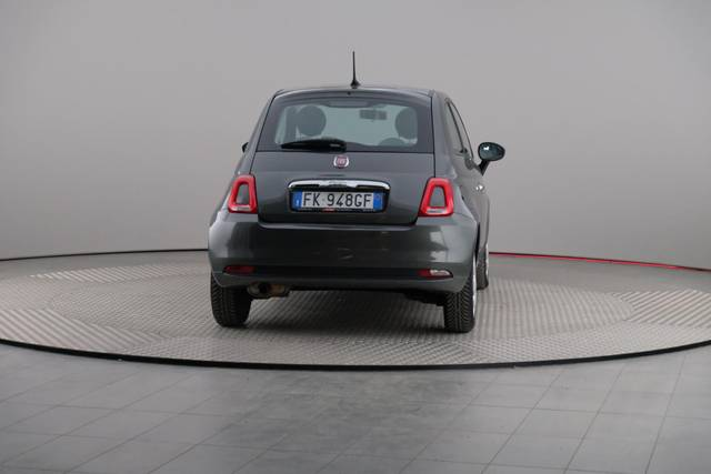 Fiat 500 1.3 95cv Multijet Pop-360 image-14