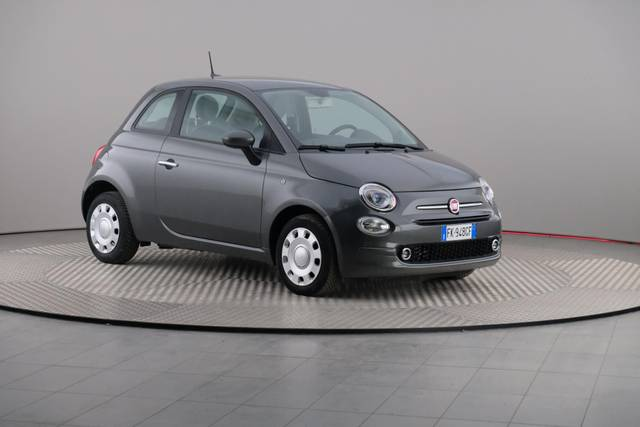 Fiat 500 1.3 95cv Multijet Pop-360 image-27