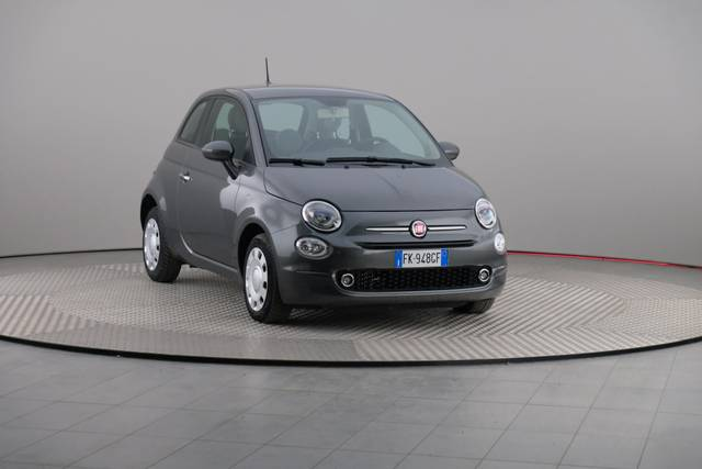 Fiat 500 1.3 95cv Multijet Pop-360 image-29