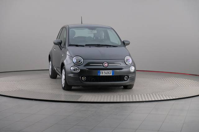 Fiat 500 1.3 95cv Multijet Pop-360 image-30