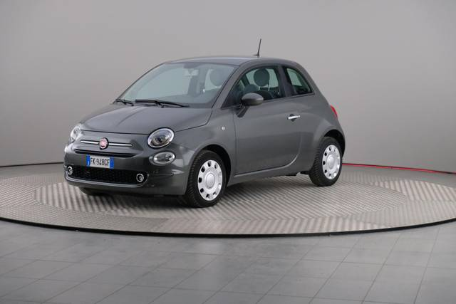 Fiat 500 1.3 95cv Multijet Pop-360 image-35