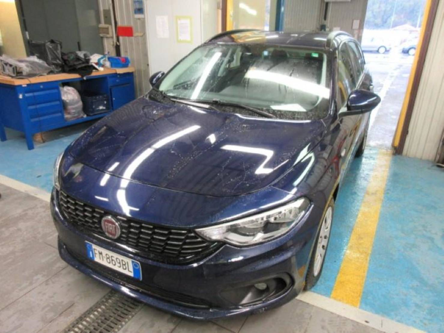 Fiat Tipo SW 1.6 Mjt 120cv 6m S&s Easy Business detail1